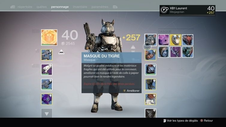 Destiny : Les masques ... Thumbn11