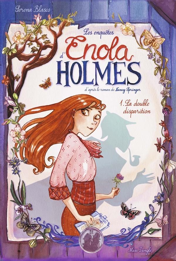 Nancy Springer : Enola Holmes - Page 2 Miss-e10