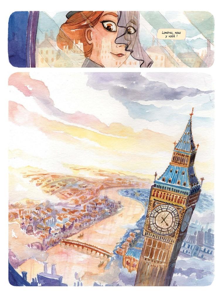 Enola Holmes par Serena Blasco Ob_f8510