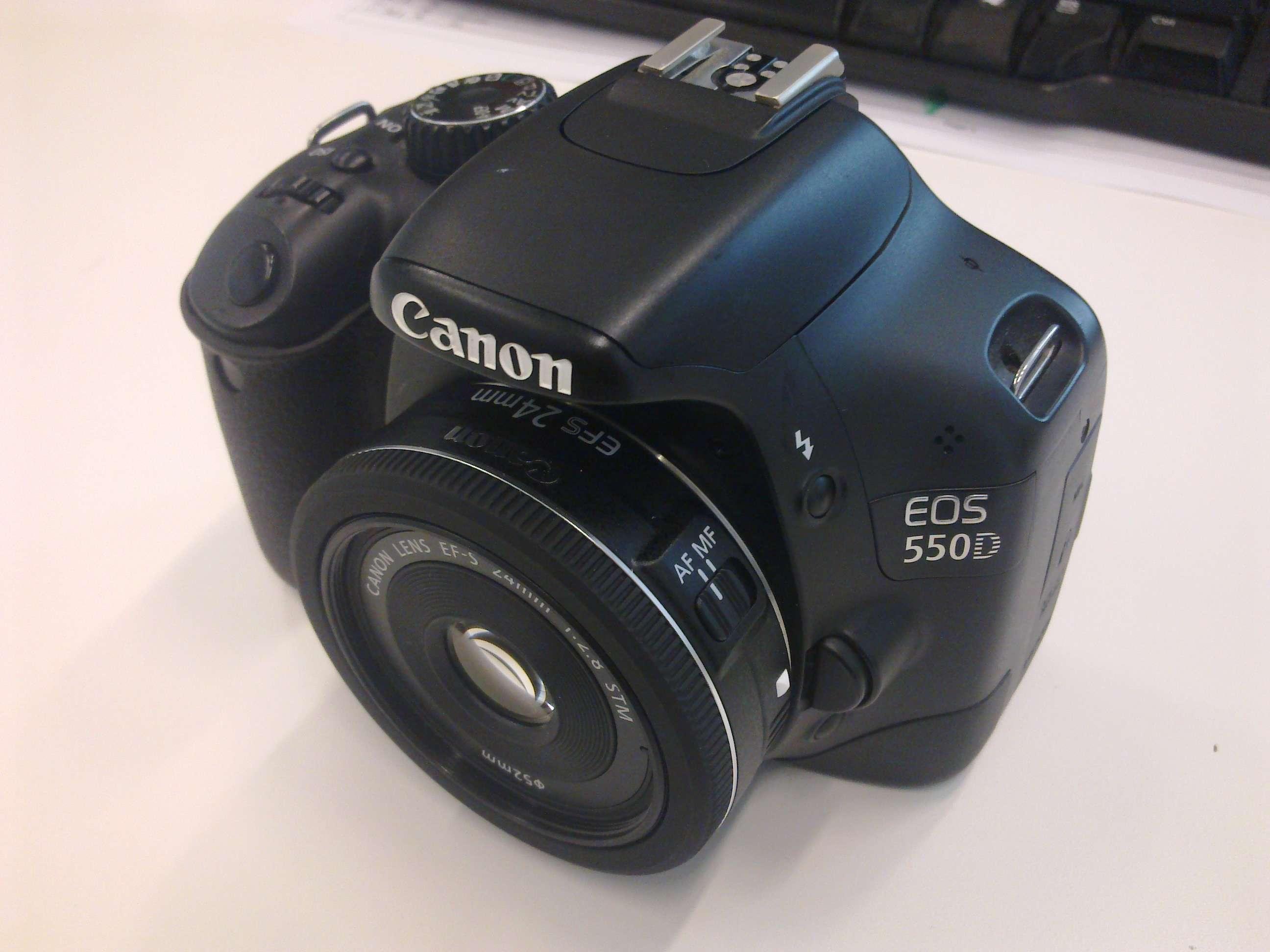 Objectif Canon Pancake 24mm 06112010