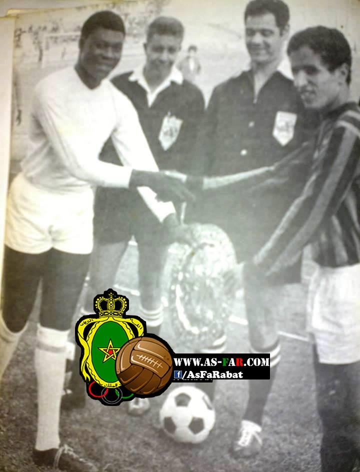 Historique des Matchs des Far dans les Coupes Africaines - Page 4 Bamous12