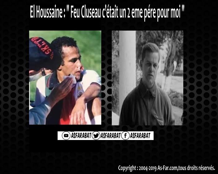 Guy Cluseau: Un monument du football s'est éteint Ouchla12