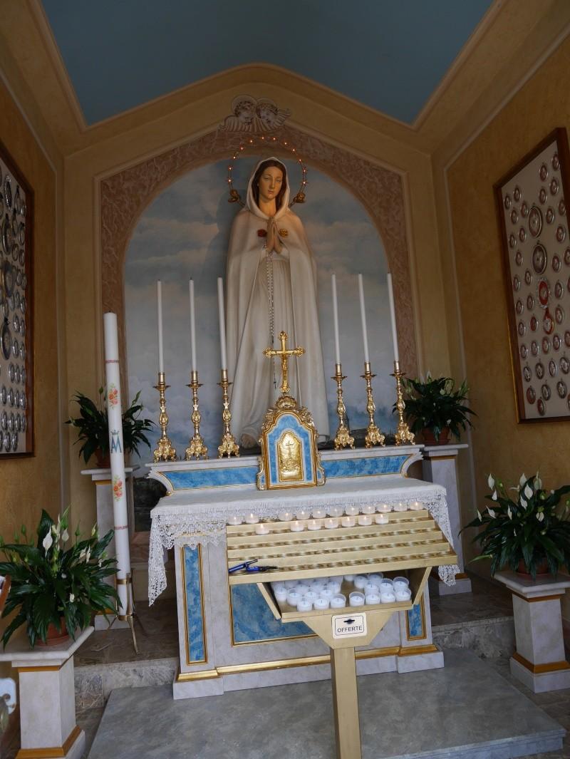 Montichiari-Fontanelle, Rosa Mystica apparitions reconnu par l'Église P1000110
