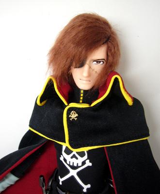 C.D.S. Leiji Matsumoto Dolls ( Zero goods universe) 2006 Cds26-12
