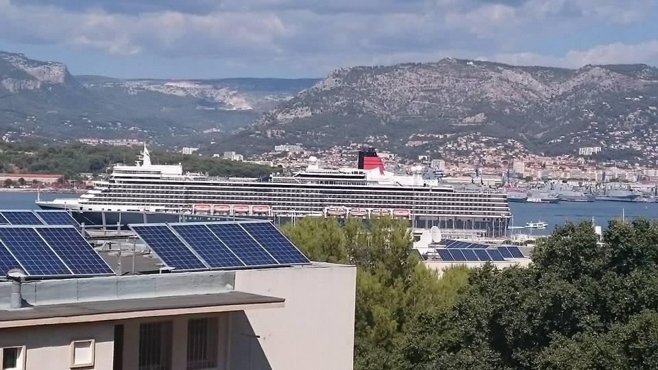 Aprés le Queen Elizabeth et le Queen Elizabeth II Cunard10