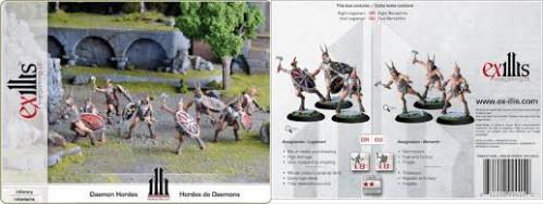 [Vente] Ex-Illis, boîtes neuves Daemon10
