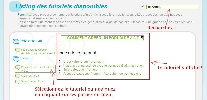 Amélioration FDF: Mise en place les web-pages Questions/Réponses fréquentes Tutoli10