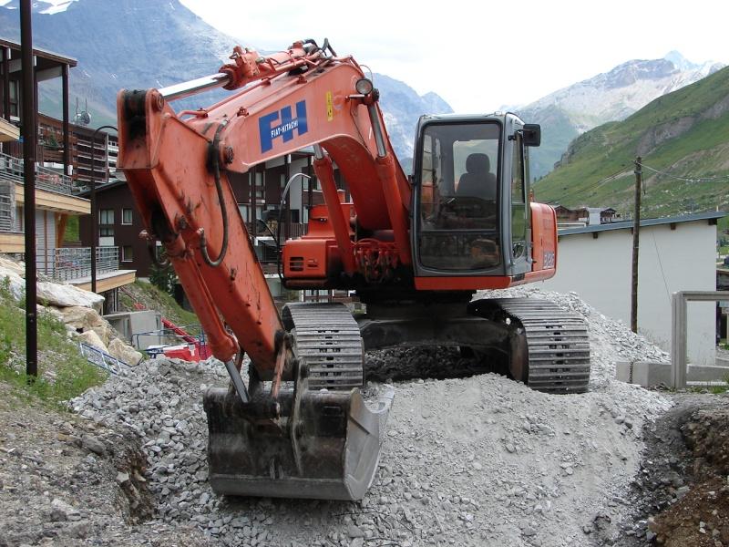 [Tignes]Travaux à Tignes prévus pour l'été 2006 Dsc02911