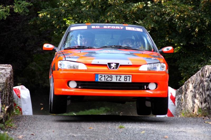 Rallye du Pays de Saint-Yrieix - 18 et 19 Septembre 2010 Img_2611
