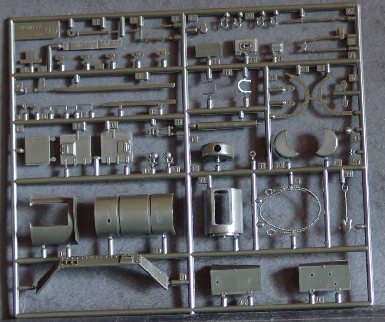 M3 LEE modifié en M 31 RECOVERY...  (En cours!!!) 0413