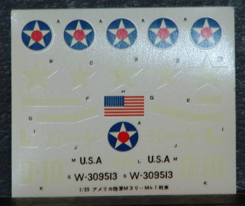 M3 LEE modifié en M 31 RECOVERY...  (En cours!!!) 0712