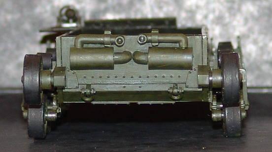 M3 LEE modifié en M 31 RECOVERY...  (En cours!!!) 0912