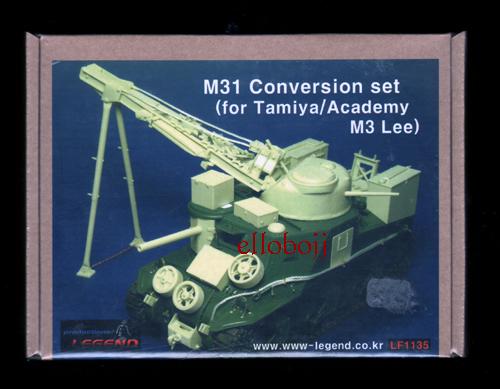 M3 LEE modifié en M 31 RECOVERY...  (En cours!!!) 110