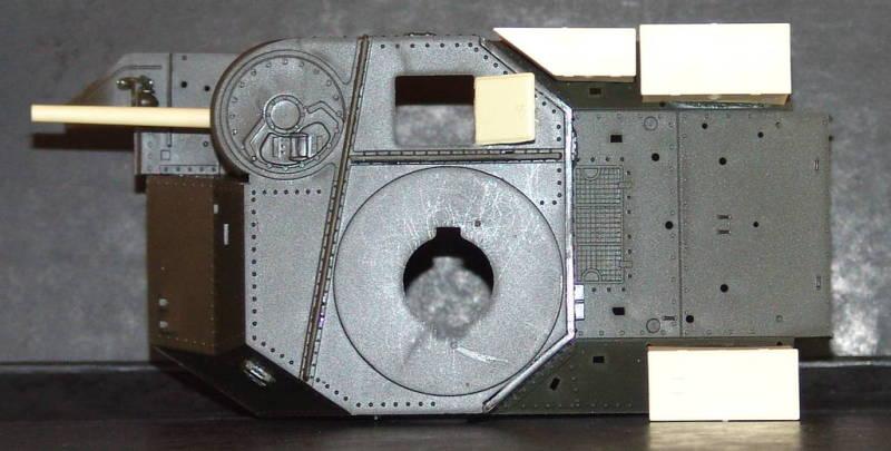 M3 LEE modifié en M 31 RECOVERY...  (En cours!!!) 1113
