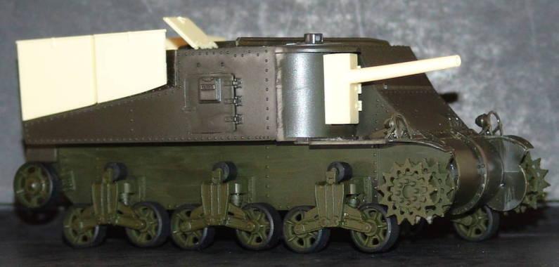 M3 LEE modifié en M 31 RECOVERY...  (En cours!!!) 1212