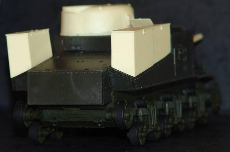 M3 LEE modifié en M 31 RECOVERY...  (En cours!!!) 1712