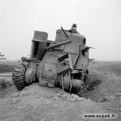M3 LEE modifié en M 31 RECOVERY...  (En cours!!!) M3_lee10