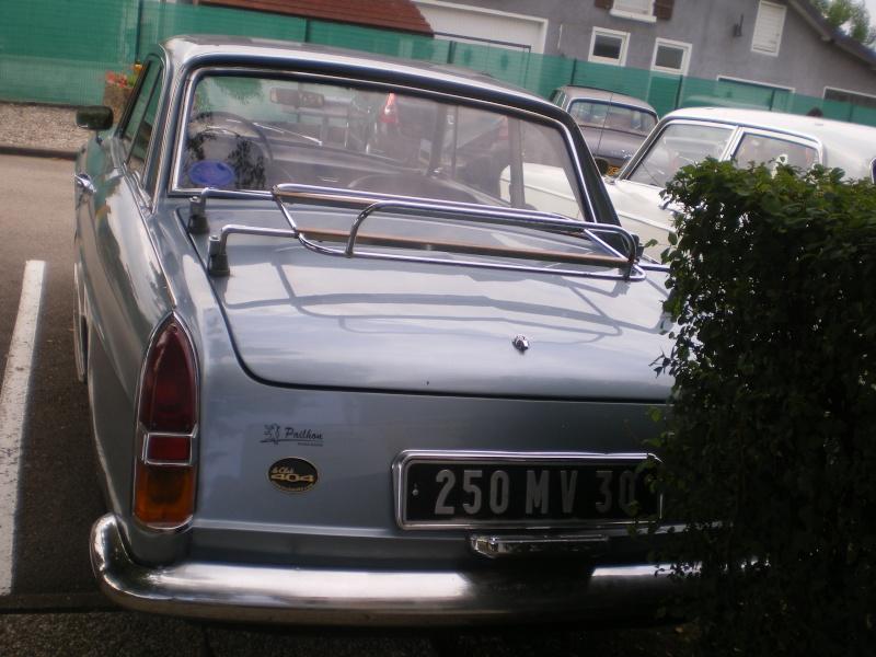"""rassemblement annuel du """"club 404 coupe cab""""..a BESANCON.. 404_0012"""