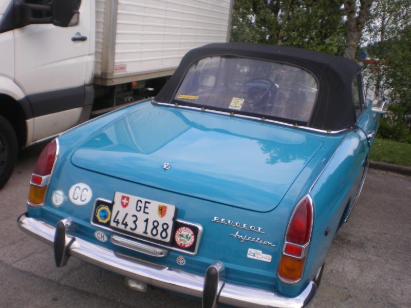 """rassemblement annuel du """"club 404 coupe cab""""..a BESANCON.. 404_0118"""