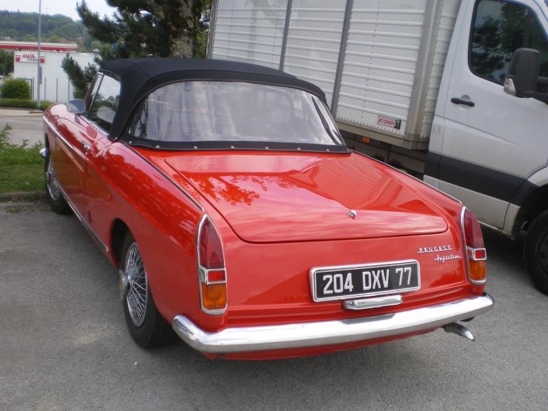 """rassemblement annuel du """"club 404 coupe cab""""..a BESANCON.. 404_0211"""