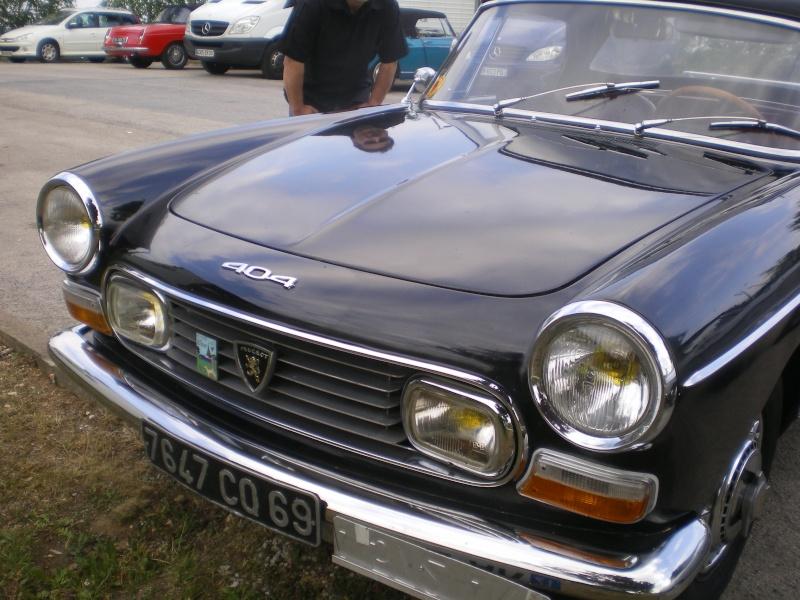 """rassemblement annuel du """"club 404 coupe cab""""..a BESANCON.. 404_0216"""