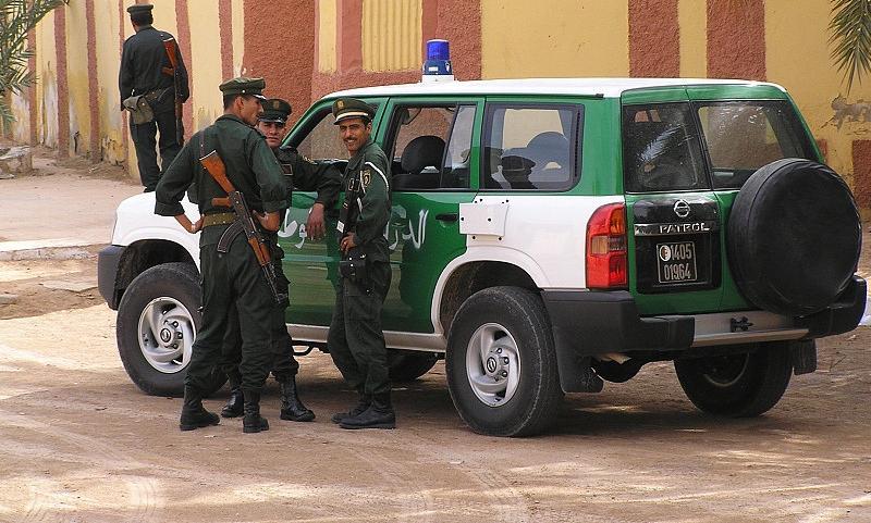 صور الدرك الوطني الجزائري  Nissan10