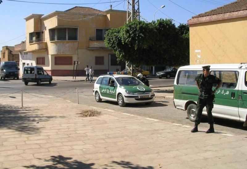 صور لدرك الوطني الجزائري Peugeo10