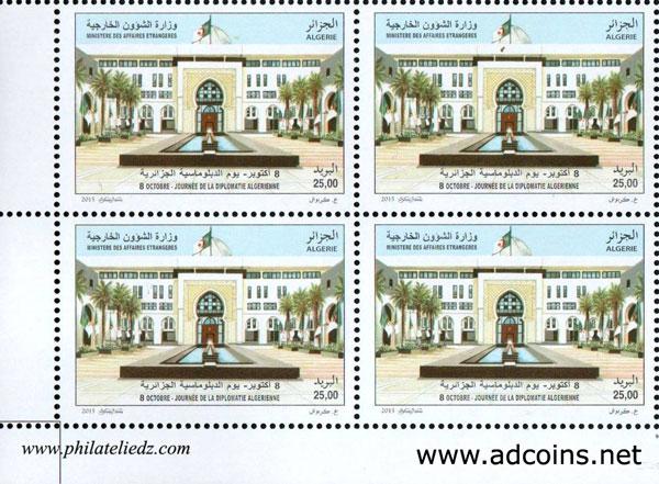[H.P]: Journée de la Diplomatie Algérienne Bloc410