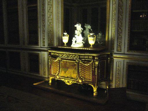 Société des Amis de Versailles : Cent ans, cent objets Commod10