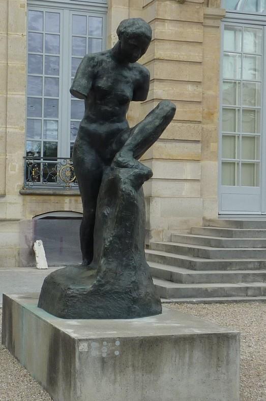 au musée Rodin, le 19.09.2015 P1060111