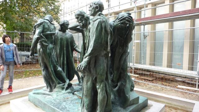au musée Rodin, le 19.09.2015 P1060119