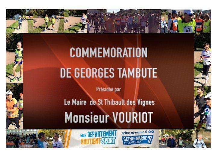 Les 24 H de St Thibault des Vignes 2015 Commem12