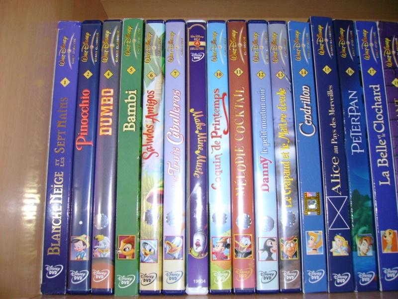 Postez les photos de votre collection de DVD Disney ! - Page 2 Dsc00123