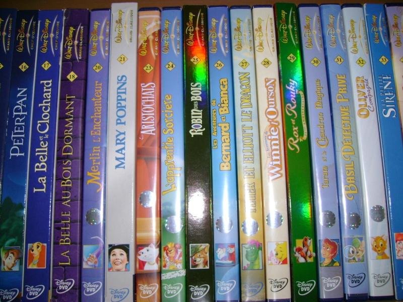 Postez les photos de votre collection de DVD Disney ! - Page 2 Dsc00124