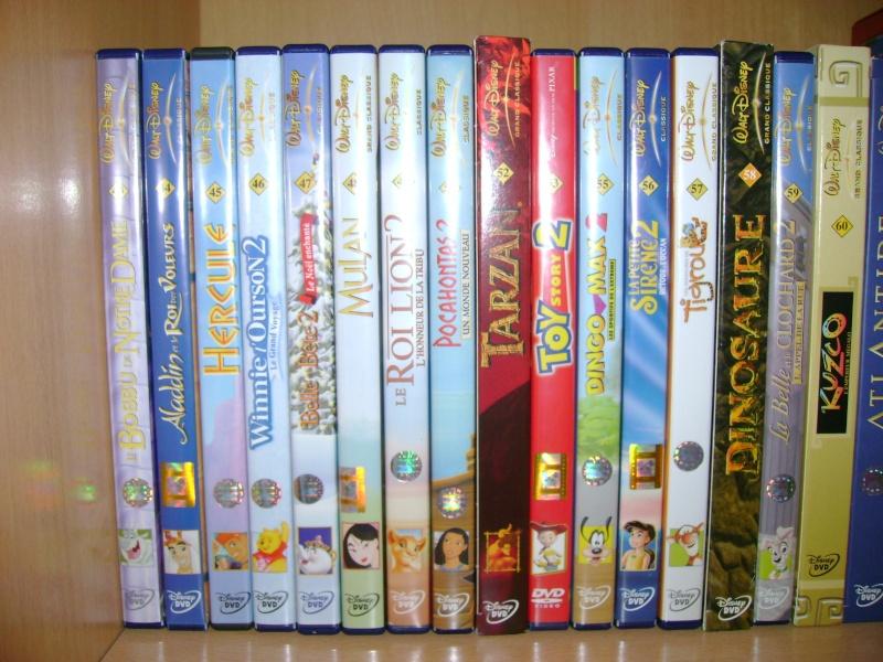 Postez les photos de votre collection de DVD Disney ! - Page 2 Dsc00126