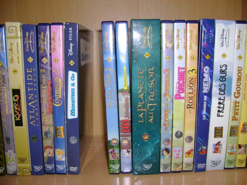 Postez les photos de votre collection de DVD Disney ! - Page 2 Dsc00127