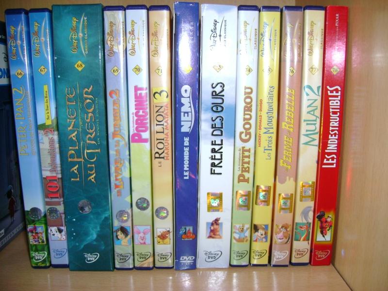 Postez les photos de votre collection de DVD Disney ! - Page 2 Dsc00128