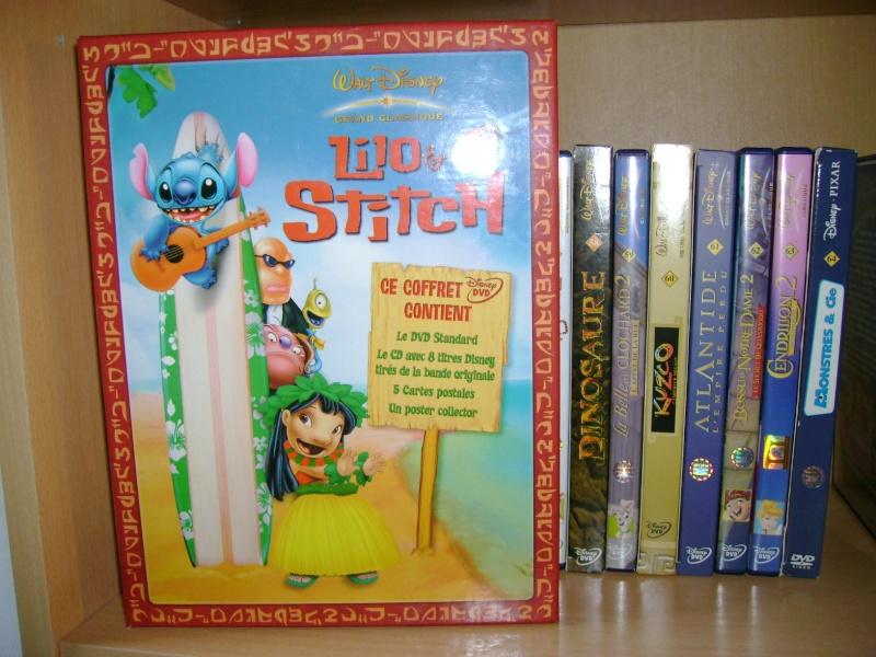Postez les photos de votre collection de DVD Disney ! - Page 2 Dsc00129