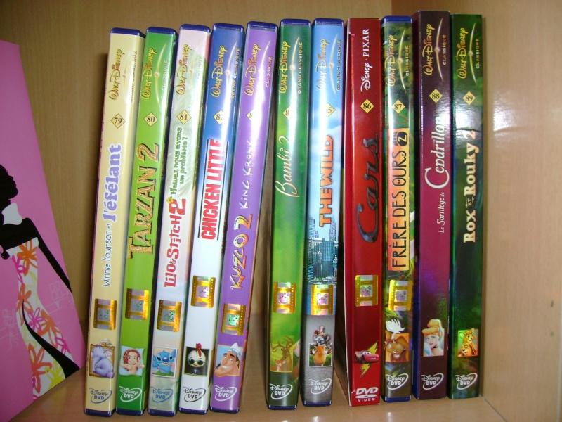 Postez les photos de votre collection de DVD Disney ! - Page 2 Dsc00130