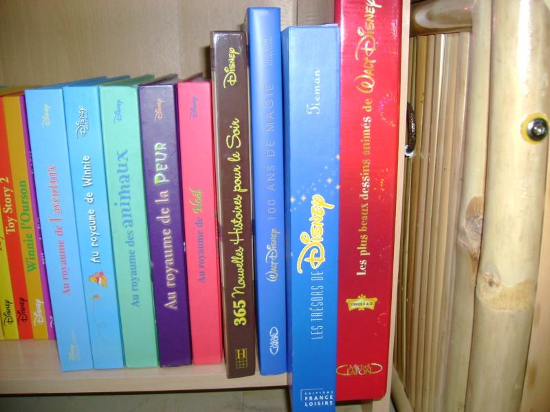 Postez les photos de votre collection de DVD Disney ! - Page 2 Dsc00134