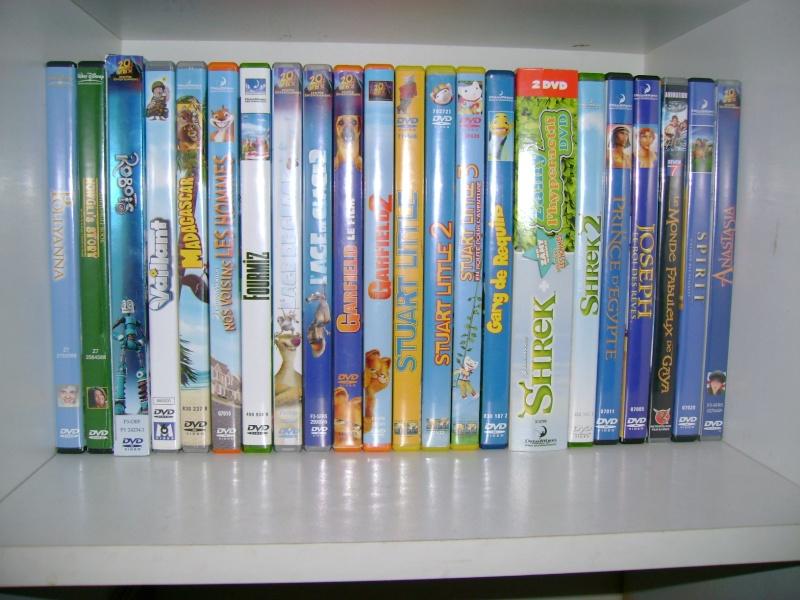 Postez les photos de votre collection de DVD Disney ! - Page 2 Dsc00137