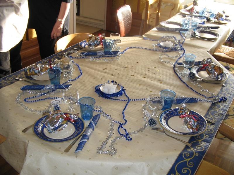 Des idées pour la table, la déco 20051210