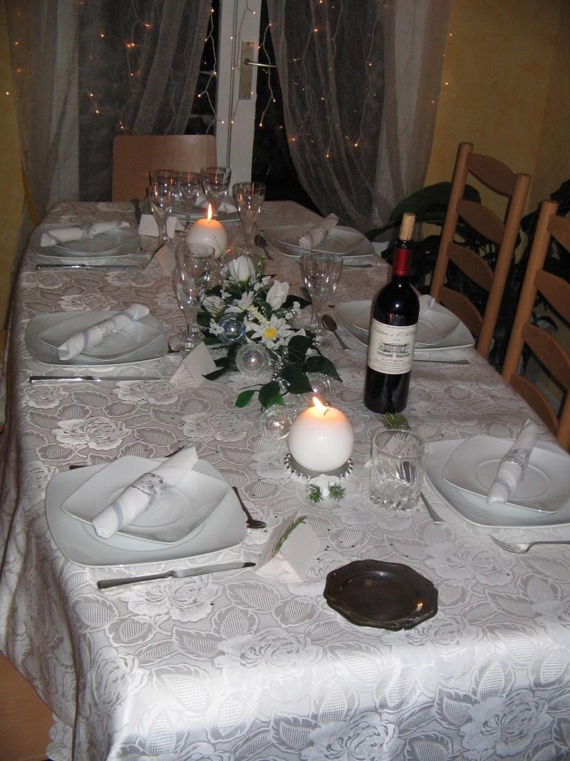 Des idées pour la table, la déco 20051211