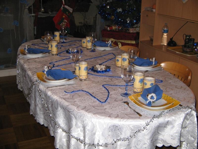 Des idées pour la table, la déco 20061211