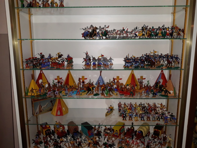 ma collection de figurine timpo 210