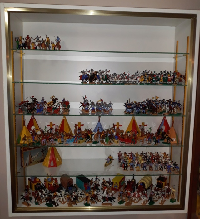 ma collection de figurine timpo 410