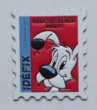 Magnets du Parc Astérix  Magnet15