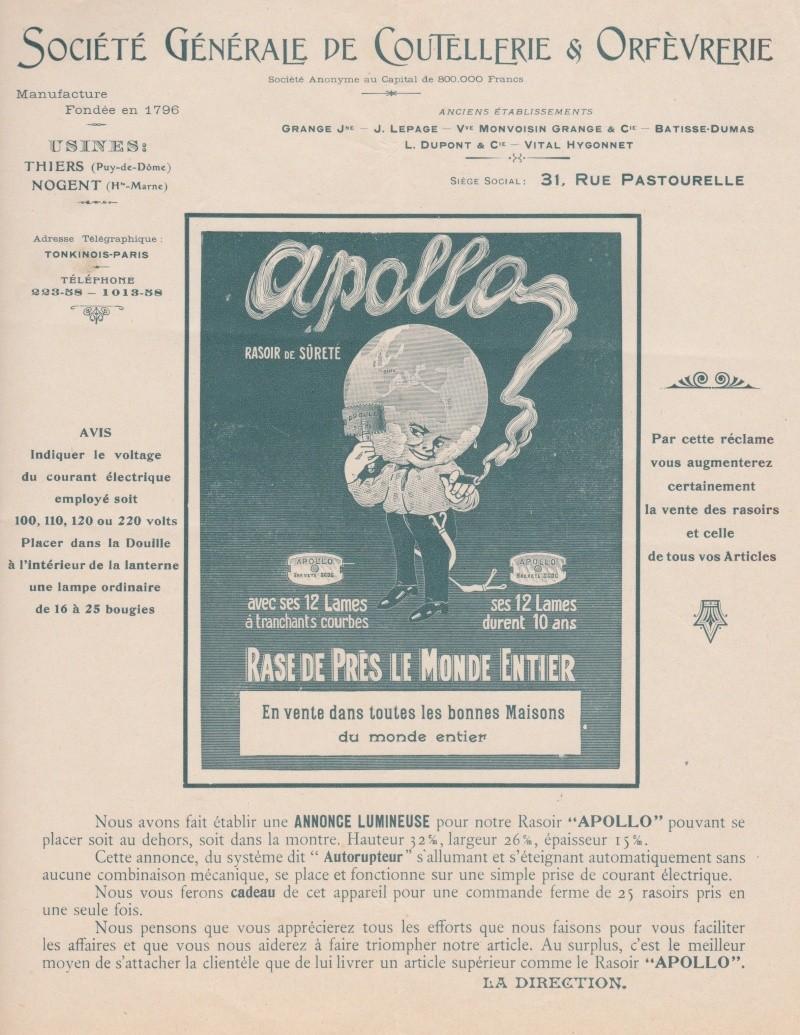 apollo, 3 petits papiers des années 1910/1915 Img_0025