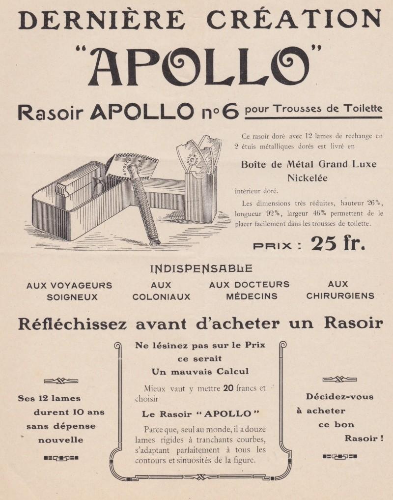 apollo, 3 petits papiers des années 1910/1915 Img_0026