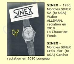Enicar - [Postez ICI les demandes d'IDENTIFICATION et RENSEIGNEMENTS de vos montres] - Page 20 Sinex10